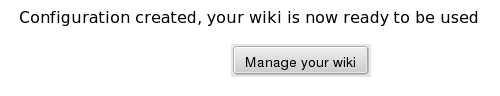 Wiki ready