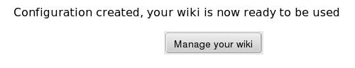 Wiki ready